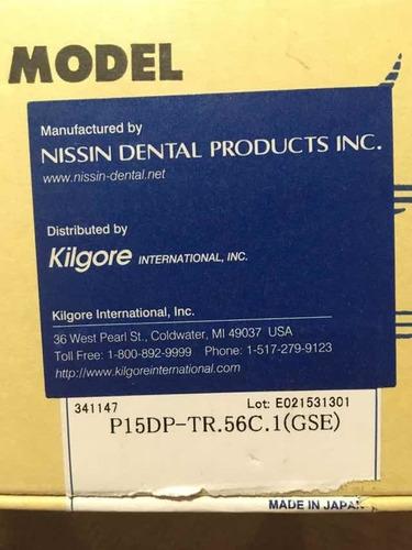 modelo dental nissin encía suave
