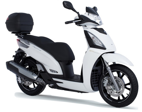 modelo honda scooter