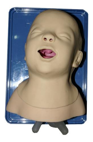 modelo infante avanzado para intubacion enfermeria practicas