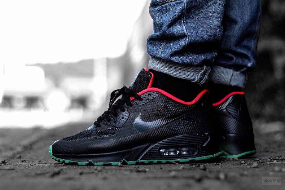 Max Zapatillas Modelo Botines Jordan Nike Nuevas Air L435ARj