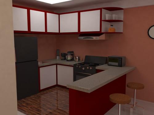 modelo render 3d, elaboración y digitalizacion de planos 2d