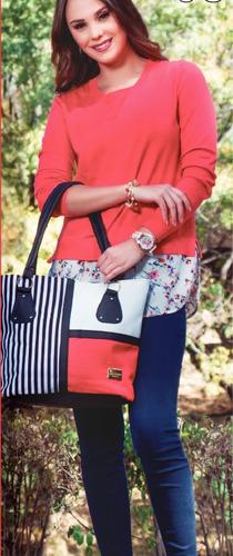 modelo vi214 bolso de dama