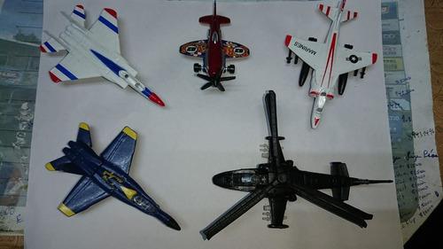 modelos aviones y helicopteros. vhcf