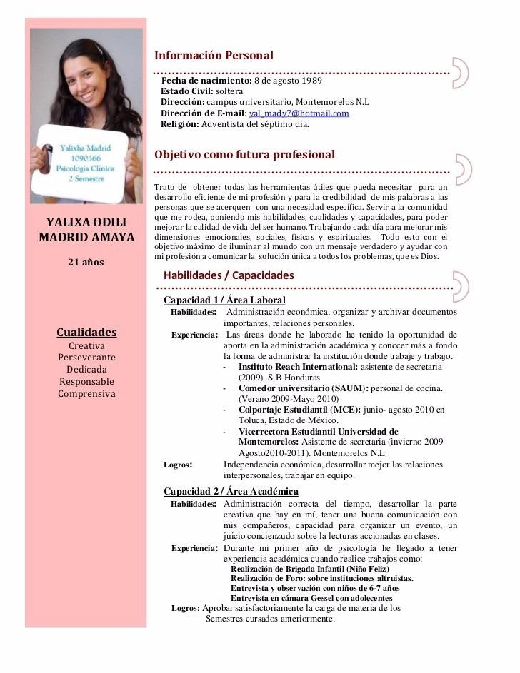 Modelos De Curriculum Vitae 30 00 En Mercado Libre