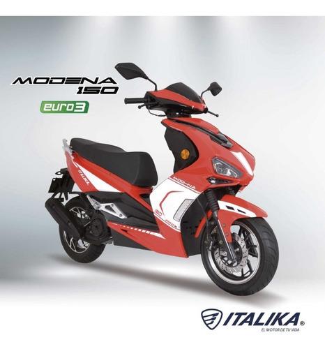 modelos italika contado y crédito 0km