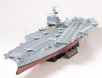 modelos tamiya carrier uss enterprise cvn-65 kit modelo