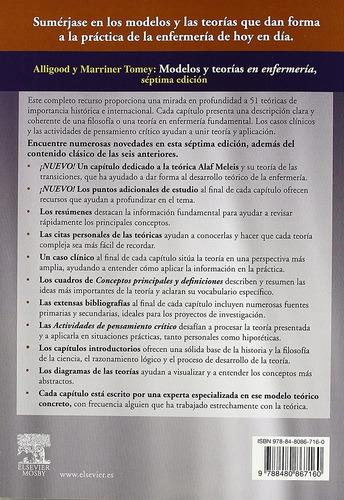 modelos y teorías en enfermería 7 ed.