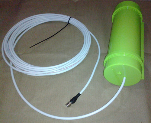 modem 3g + antena externa kit completo promoção!