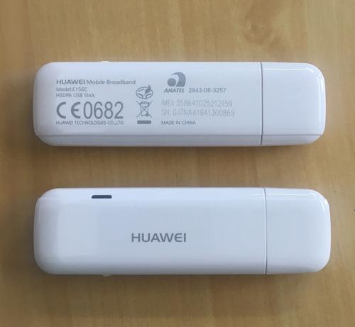 modem 3g huawei e156 e156c desbloqueado novo