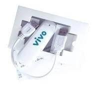 modem 3g usb wm31 vivo micro sd 32 gb sms branco desbloq.