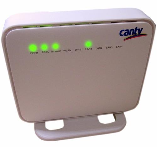 modem adsl banda ancha reparacion y mantenimiento