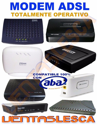 modem adsl ryge ar21ru usado 100% operativo leer descripcion