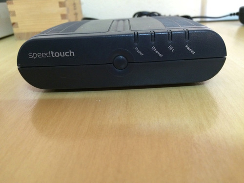 modem adsl speed touch
