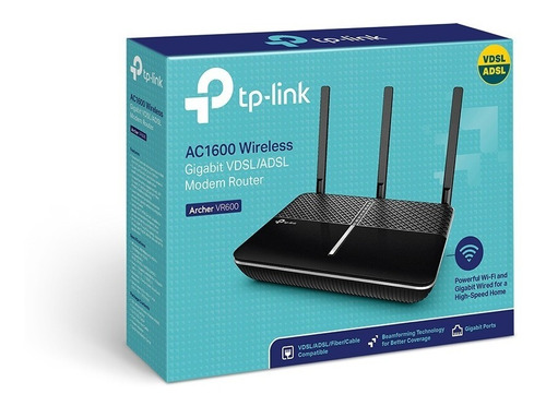 modem adsl tplink speedy telecom dual band archer vr600 5ghz
