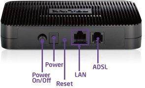 modem adsl2+  td-8616 tplink