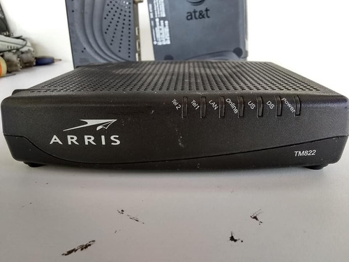 modem arris para intercable telf, tv, internet. punto venta
