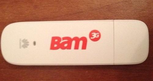 modem bam de internet digitel con linea a su nombre