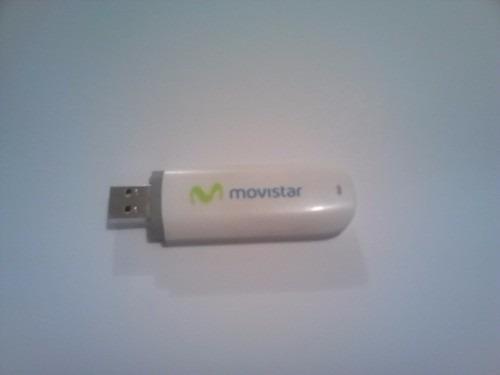 modem bam de internet movistar con linea a su nombre