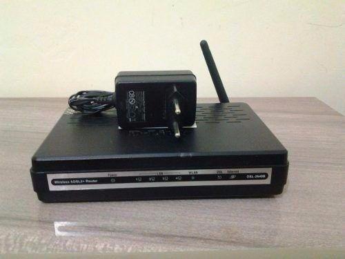 D LINK DSL 2640B DRIVER PC