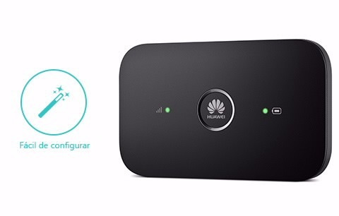 modem huawei e5573 mifi 4g lte hasta 10 dispositivos facil