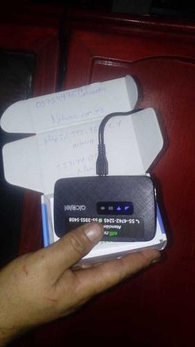 modem inalámbrico dé internet