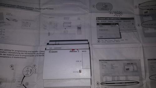 modem interface plc crouzet 88970117 power industrial