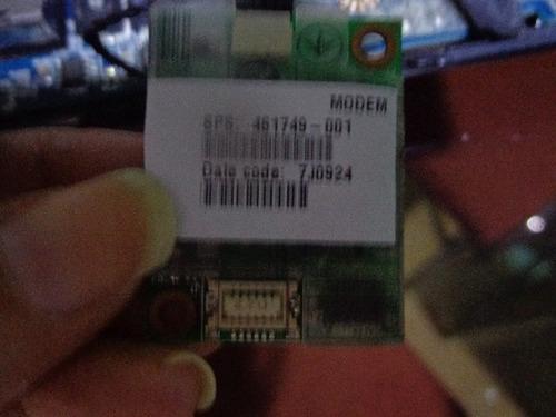 modem laptop hp dv4