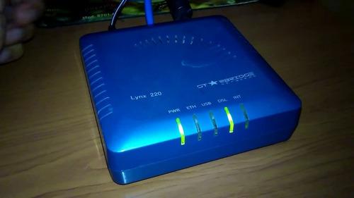 modem lynx l-220 aba