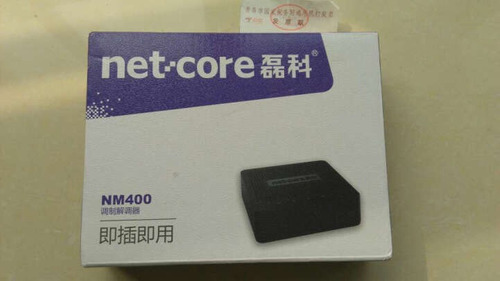 modem net core nm403 adsl2+ internet banda ancha
