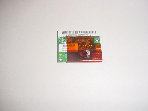 modem notebook sony vaio pcg-fx77v/bp