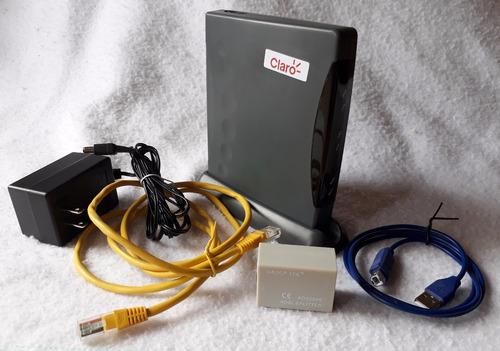modem para cantv aba internet banda ancha adsl conecta y ya