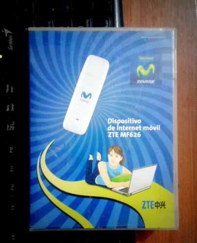 modem pendrive internet movistar usb zte mf626