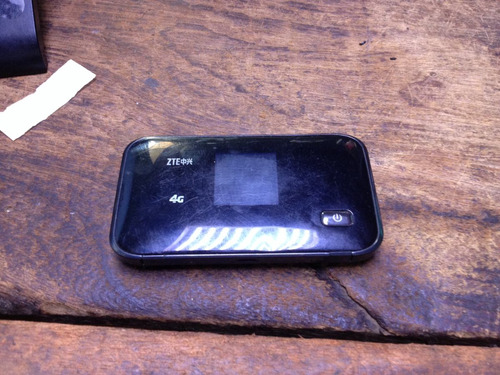 modem portátil zte 4g usado