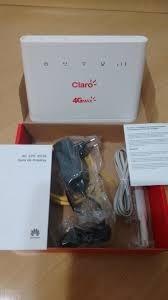 modem roteador 3g 4g huawei cpe b310 chip direto no aparelho