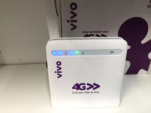 modem roteador 3g 4g vivo box wi-fi