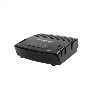 modem roteador intelbras gkm1220 10/100mbps adsl2