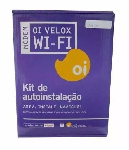 modem roteador oi velox adsl2+ zyxel amg1202-t10b 150mbps