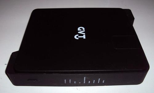 modem roteador - pace v5471 oi velox desbloqueado, adsl/vdsl