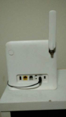modem roteador wi-fi 4g.