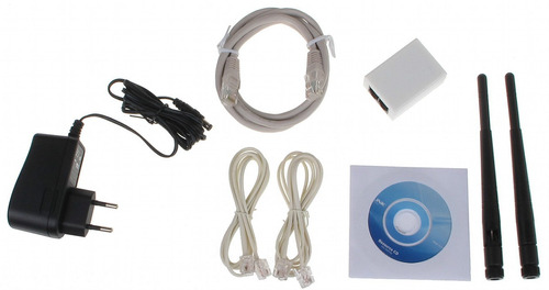 modem roteador wireless adsl2+ tp-link td-w8960n 300mbps