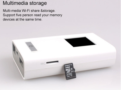 modem router 4g 3g dual sim wifi ethernet power bank rj45