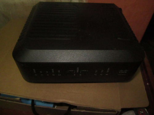 modem router cable modem cisco modelo dpc2425
