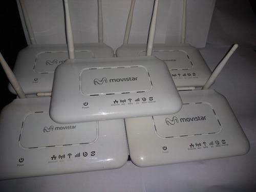 modem router inalambrico doble antena