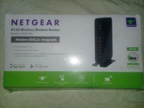 Módem Router Inalámbrico Wifi Netgear (nuevo De Caja) (vendo