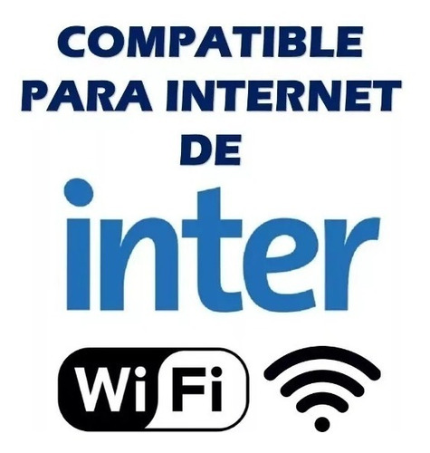 modem  router inter cable motorola wifi internet tienda