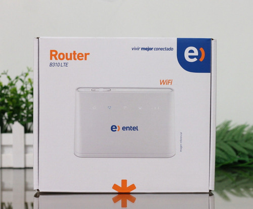 modem router movistar 4g lte puerto lan