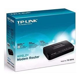 Modem Router Td 8816 Tp-link