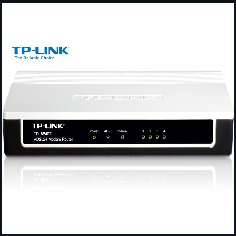 TP-Link TD-8840T v4 Modem Drivers Windows 7