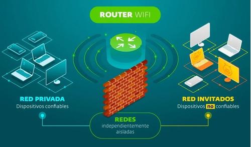 modem router wifi banda ancha mercusys tp link cantv dlink