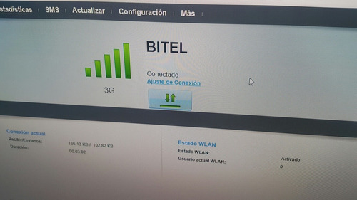 Modem Router Wifi Huawei B310s-518 Entel Claro Movistar 4g - S/ 99,00
